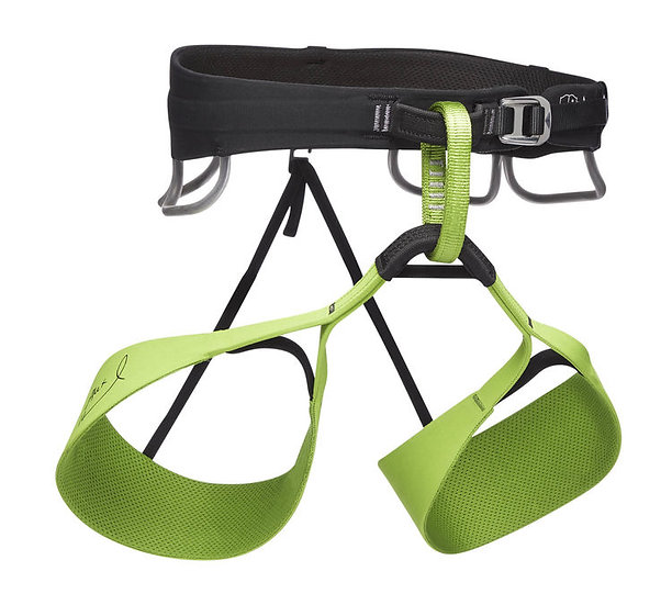 BLACK DIAMOND MEN'S SOLUTION HARNESS – HONNOLD EDITION