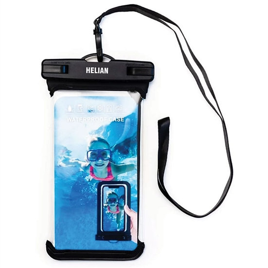 HELIAN WATERPROOF CELLPHONE CASE