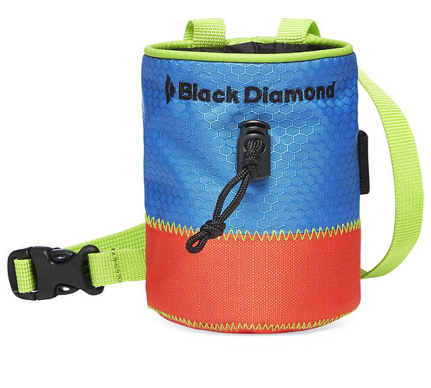 BLACK DIAMOND MOJO KIDS CHALK BAG – MACAW