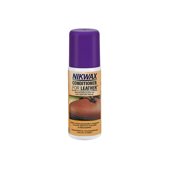NIKWAX CONDITIONER FOR LEATHER – 125ML