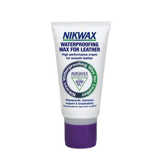NIKWAX WATERPROOFING WAX FOR LEATHER PASTE – 60ML