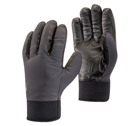 BLACK DIAMOND HEAVYWEIGHT SOFTSHELL GLOVES