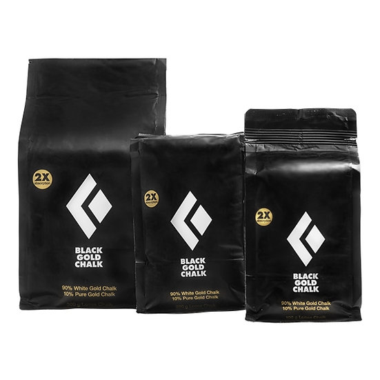 BLACK DIAMOND 200G BLACK GOLD CHALK