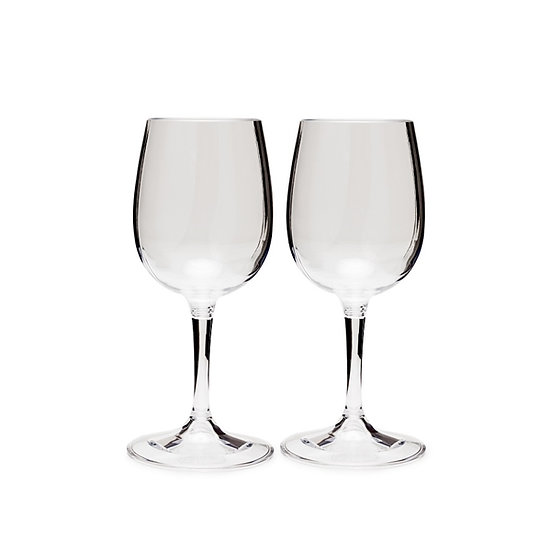 GSI OUTDOORS NESTING WINE GLASS GIFT SET