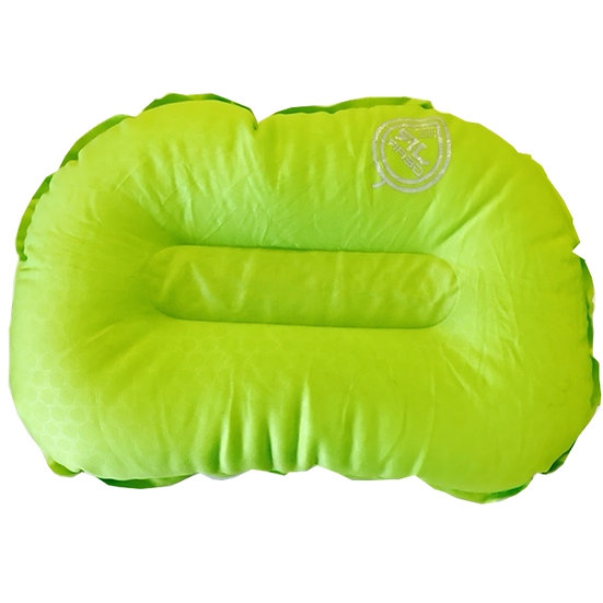 JR GEAR HOOD PILLOW – LIME