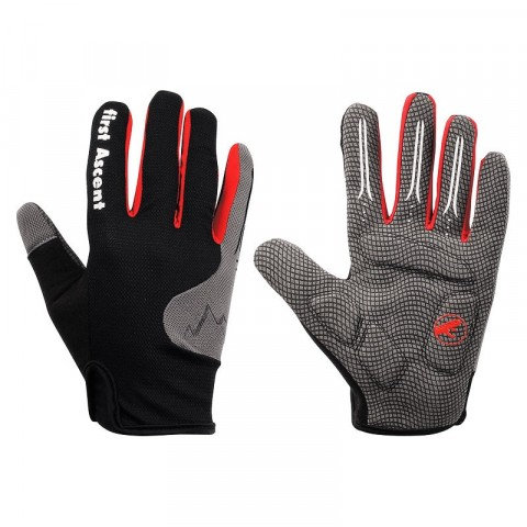 First Ascent - Alps Cycling Long Fingered Glove