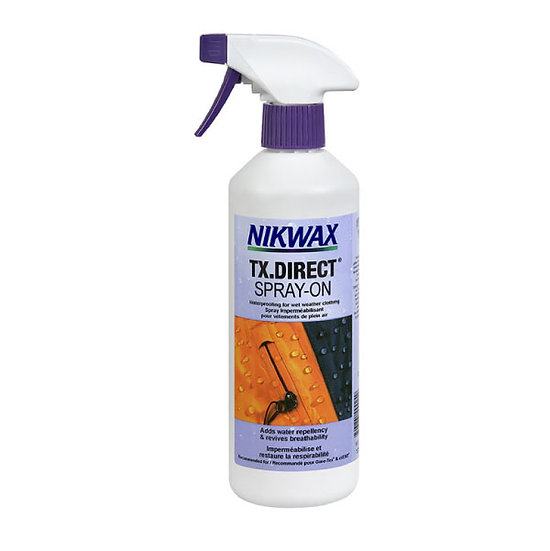 NIKWAX TX DIRECT SPRAY ON – 500ML