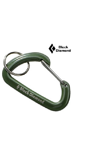 BLACK DIAMOND SMALL MICRON ACCESSORY CARABINER