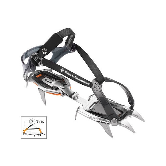 BLACK DIAMOND CONTACT CRAMPON – STRAP