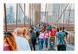 WDILNY_Day 5_The bridge is crowded
