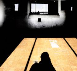 SF reflection and shadows