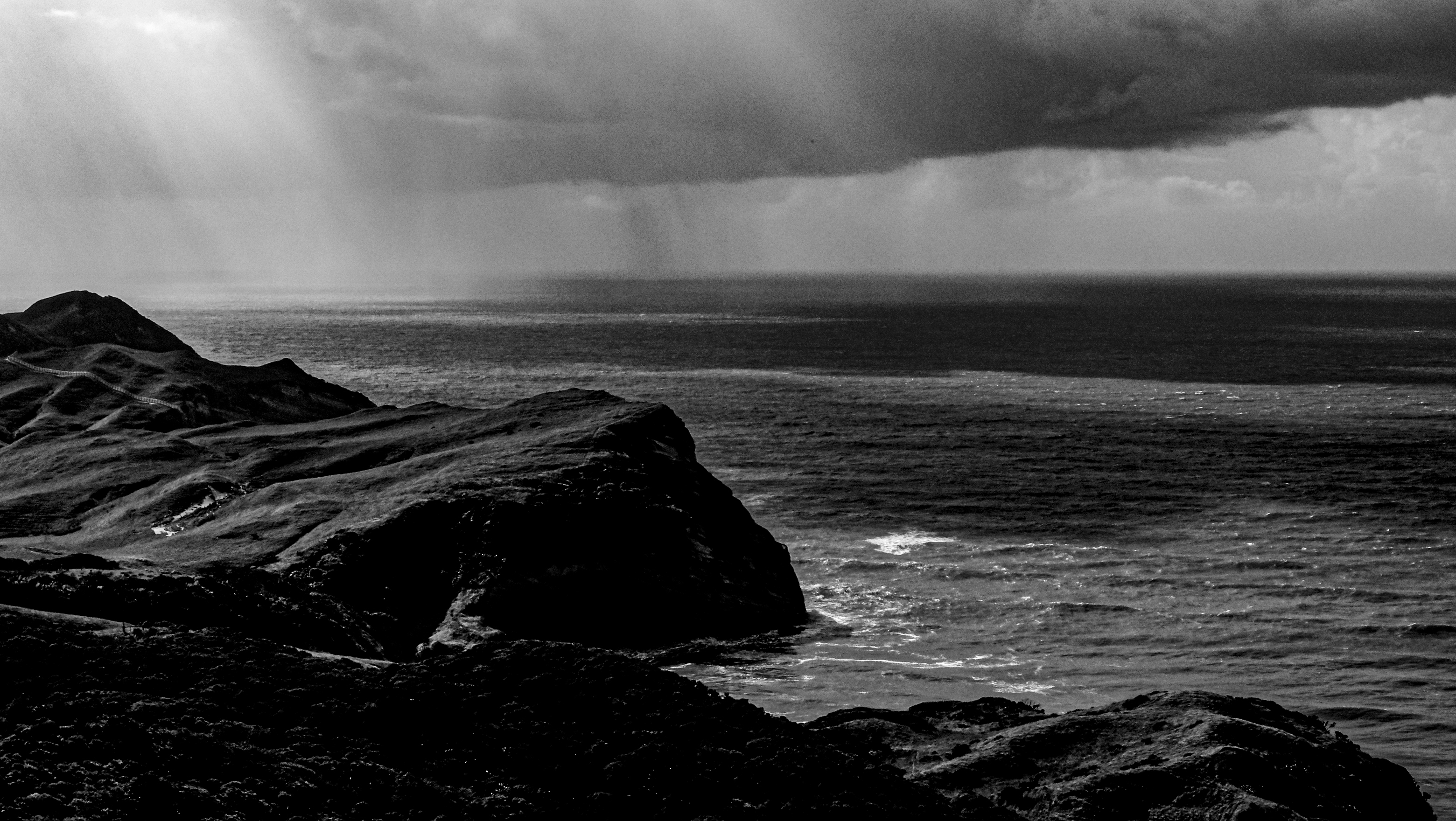 New Zealand_When sun and rain are togeth