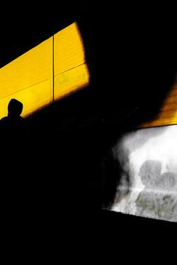 Shadows vs silhouettes_Rome Day 1 by nig