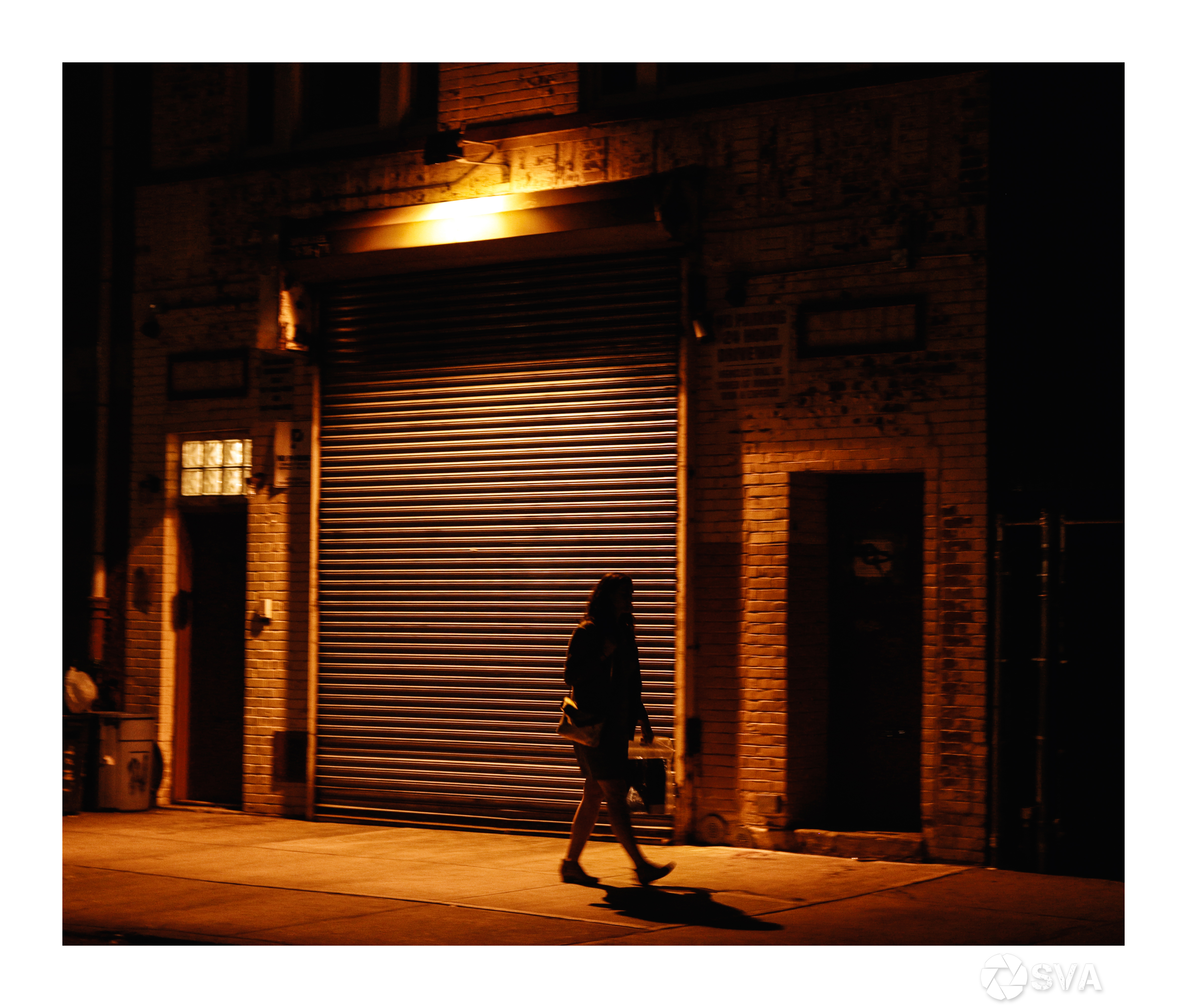 WDILNY_Day 2_Walking by night_Brooklyn