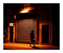 WDILNY_Day 2_Walking by night_Brooklyn