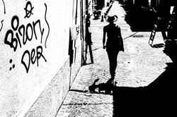 Provence_blackandwhite catwalk