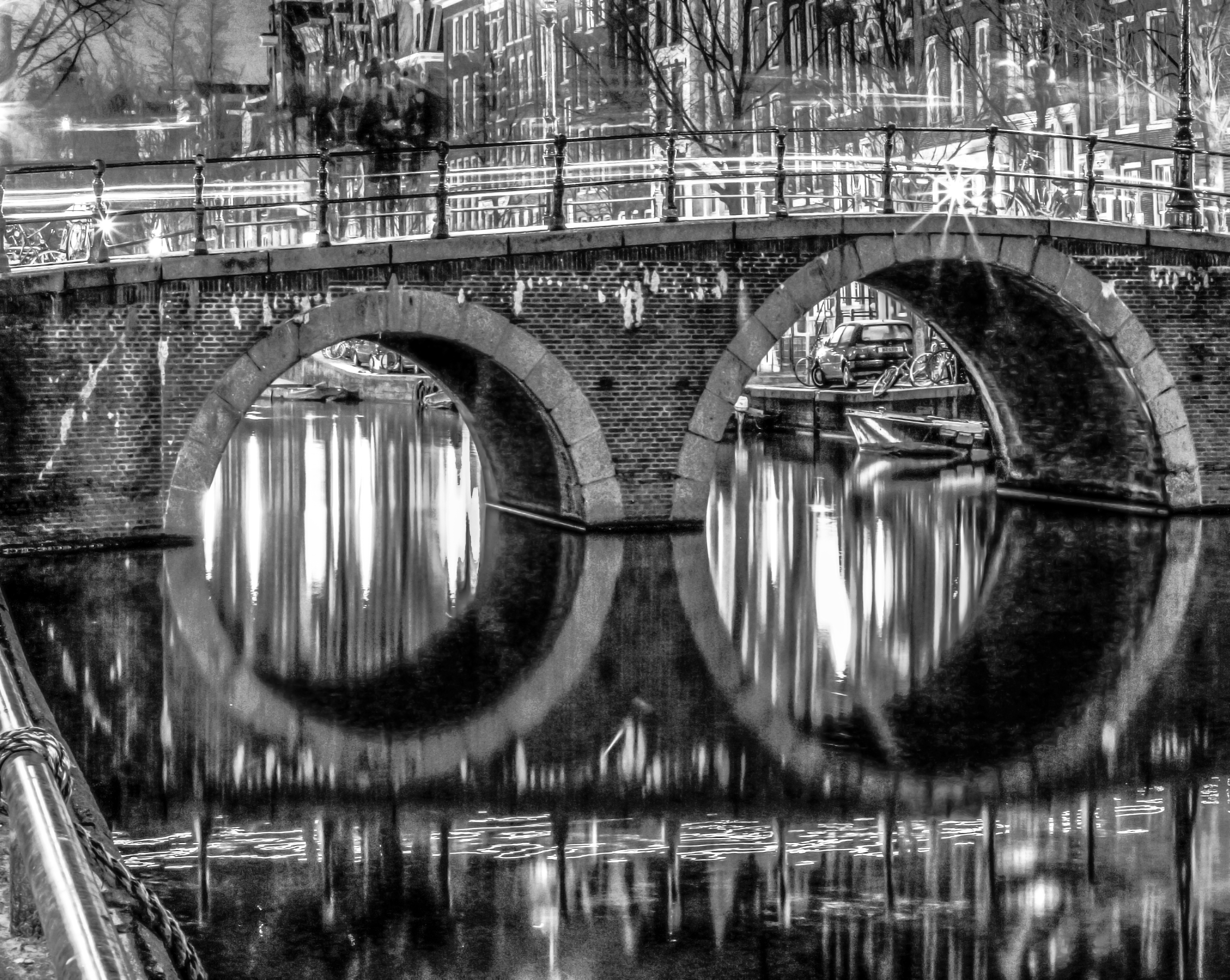 Amsterdam_rivière