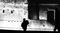 Rome Day 2_Waiting you, following you