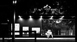 Kiss on the street oerlikon