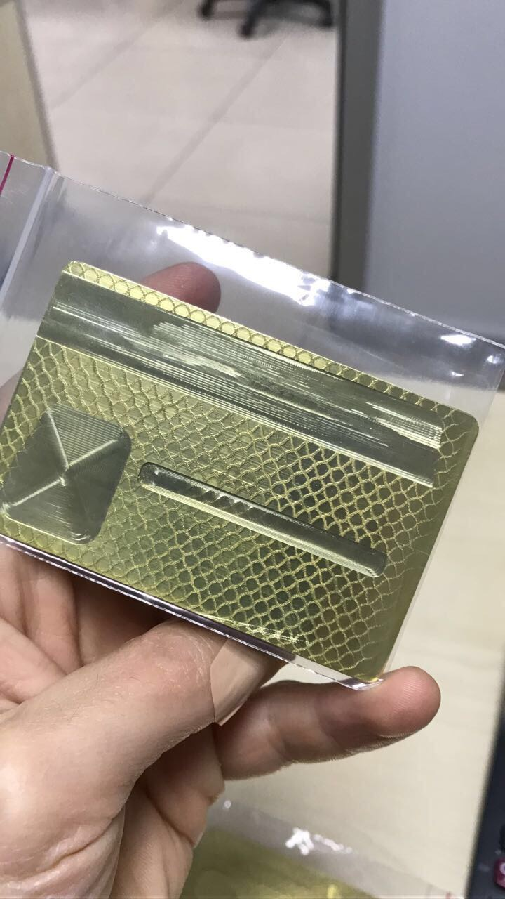 50/18Carat CreditCard