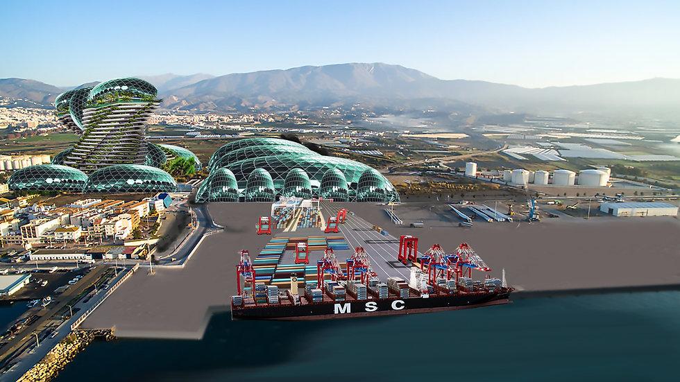 Green Energy Industrial Park Alpha Assembling Unit