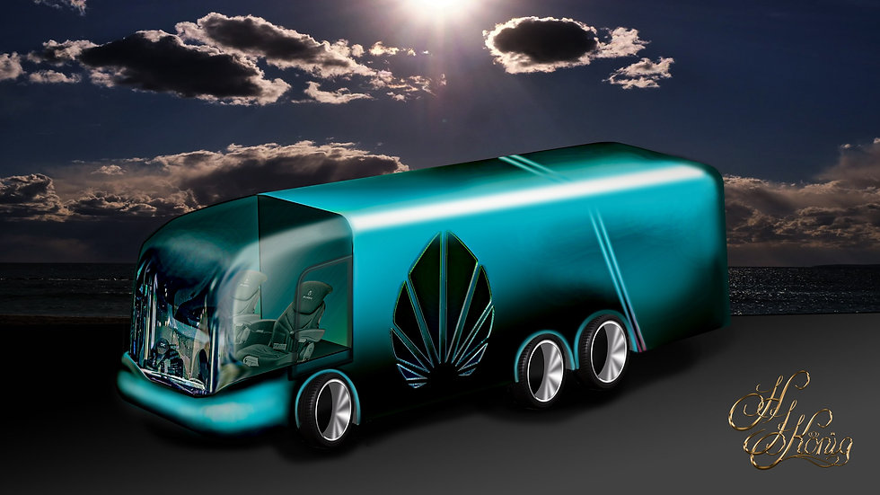 Electric Garbage Truck OPTION
