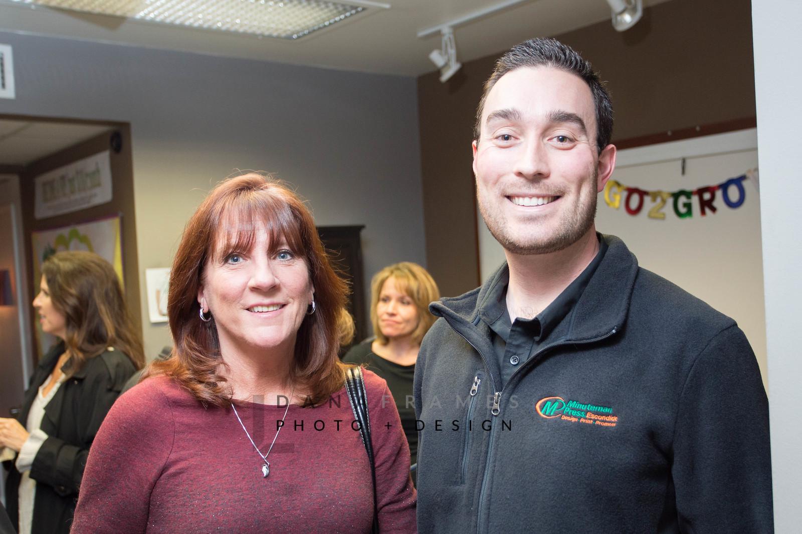 Janet Lessnau & Sean Miller