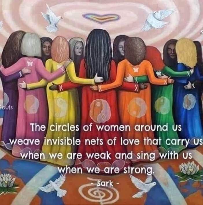 Women's meditation & healing circle