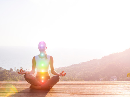 3 easy techniques you can do at home to unblock your chakras