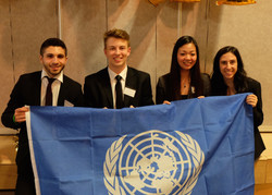 King'sMUN '17 Leadership