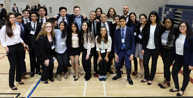 King'sMUN'18 leadership