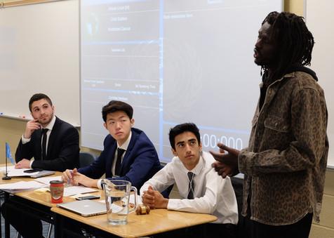 Emmanuel Jal - Special Counsel for AU