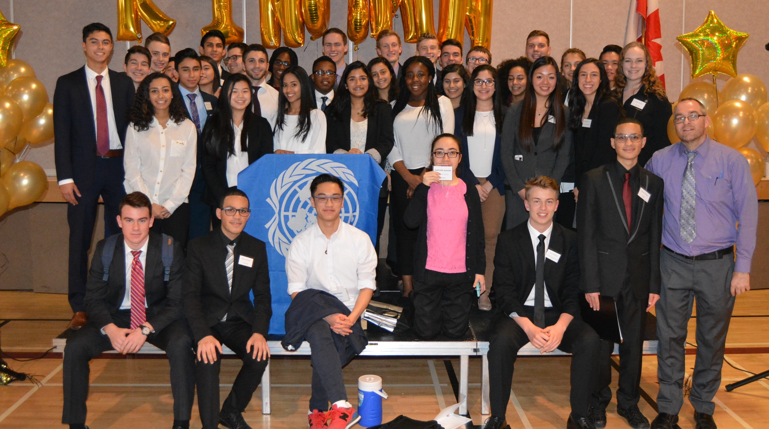 King'sMUN Secretariat and Volunteers