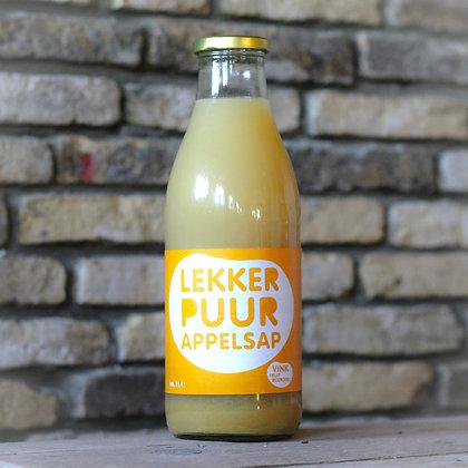 Lekker puur appelsap 1L