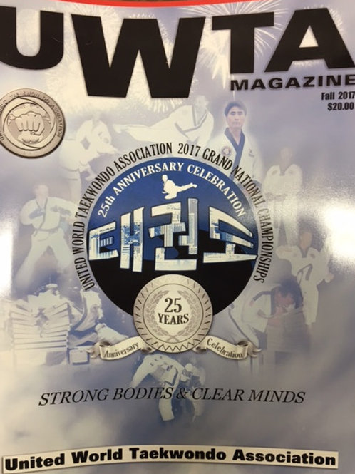The UWTA 25th Anniversary Commemorative Magazine