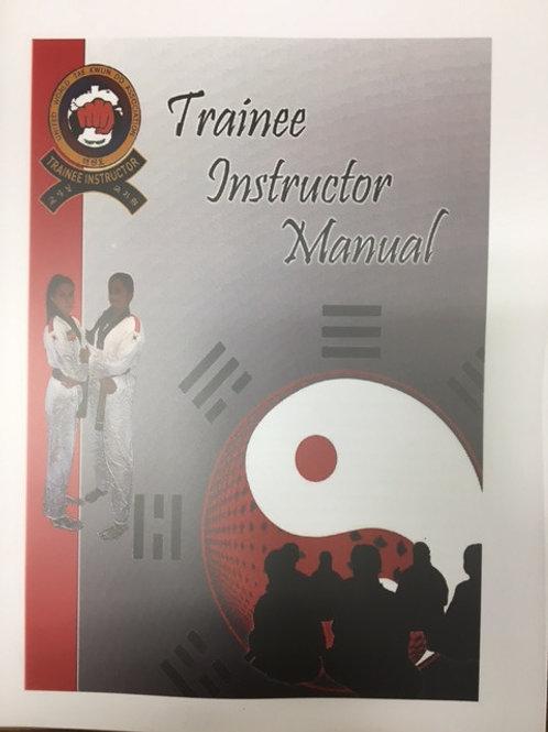 UWTA Instructor Trainee Manual