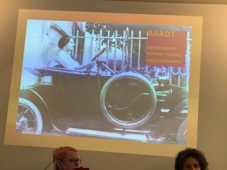 18.07.2019 I Club SI della Regione Insubrica alla presentazione dell'Associazione Archivi Riuniti...