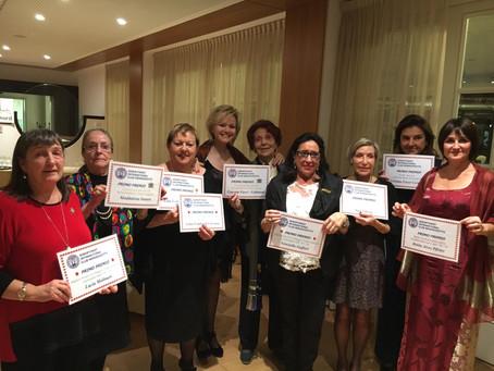 10.12.2019  Premiazione migliori collaboratrici 2018-2019