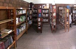 La bibliothèque du C.E.P