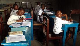 Classe du primaire du CEP