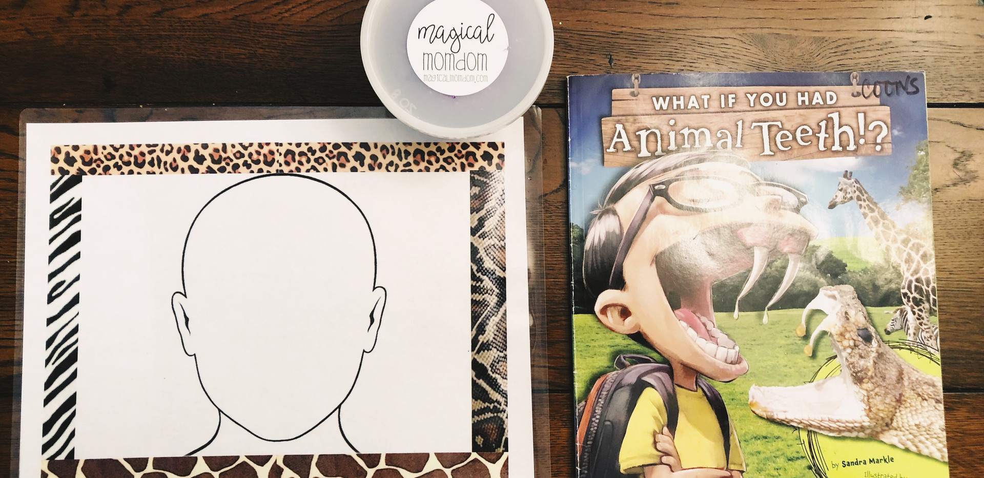 Face Mat + Teaching Text
