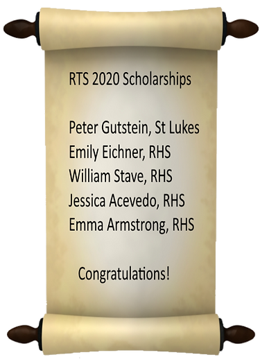 RTS 2020 Scholarship recipients scroll resized.png