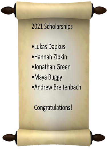 RTS 2021 Scholarship recipients scroll resized.png