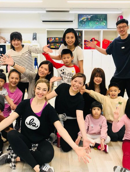 Katie 的親子派對  Family Moves by Katie