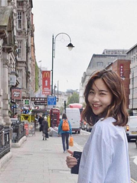 Student Spotlight on Angela Wu                             學生焦點: Angela Wu