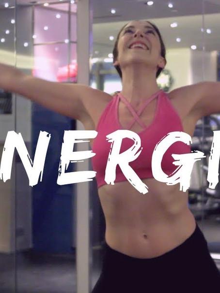 Energy Begets Energy 能量生能量