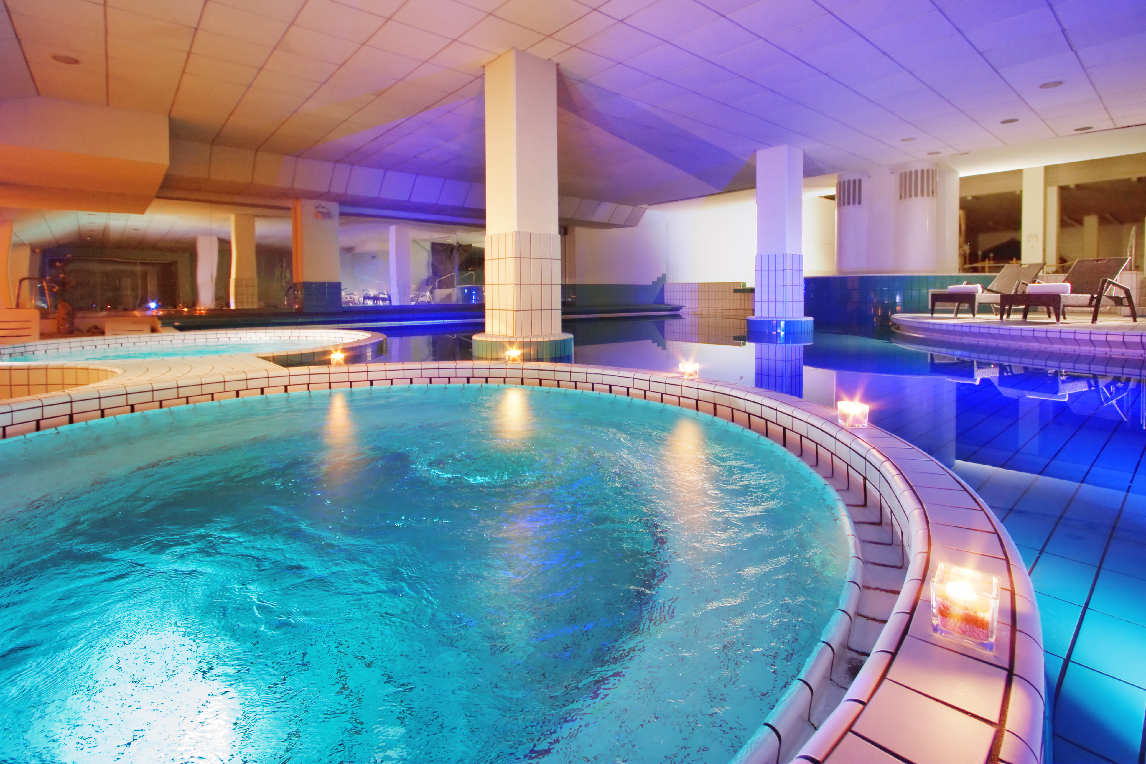 GHP - Jacuzzi - Swimming pool with thermo-mineral water_1