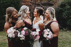 Tegan and her maids ♥️ Perfect winter co