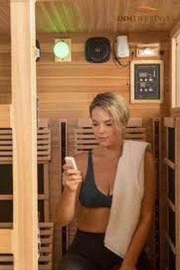 Infrared Sauna Session (45 min) Gift Card