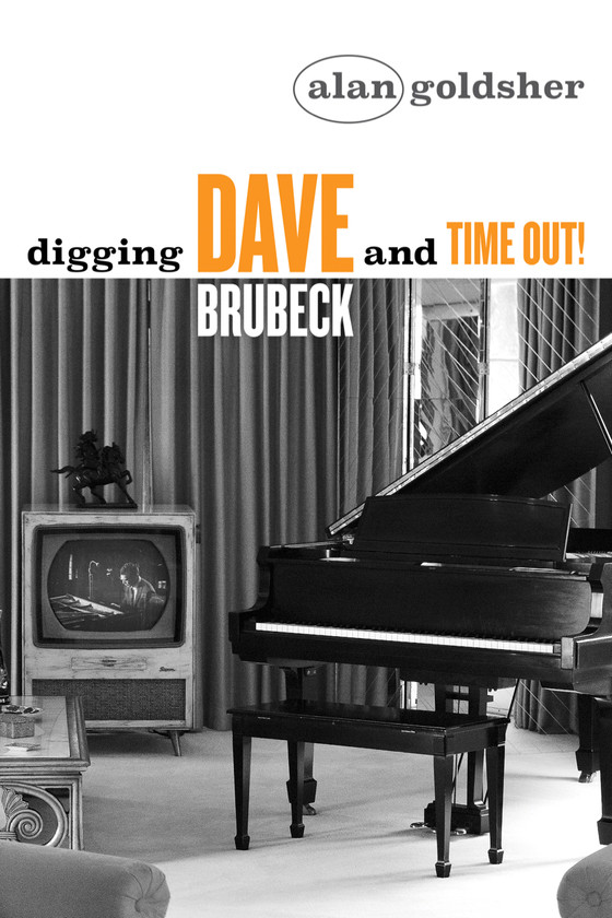 Guys. Check out the cover of my new Dave Brubeck book, out this fall. It's dope.